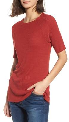 AG Jeans Irene Ribbed Tee