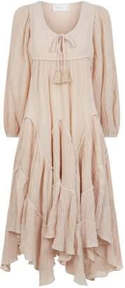 Zimmermann Bayou Asymmetric Dress