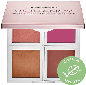 Josie MARAN Maran Vibrancy Argan Oil Fresh Face Paint Palette