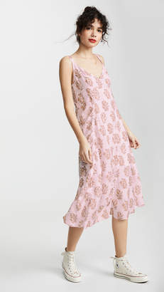 Acne Studios Darcie Flower Dress