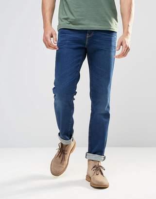 Levi's Levis 511 Slim Jeans Evolution Creek Mid Blue