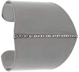 Federica Tosi gemstone embellished cuff bangle