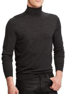 Ralph Lauren Merino Turtleneck Sweater