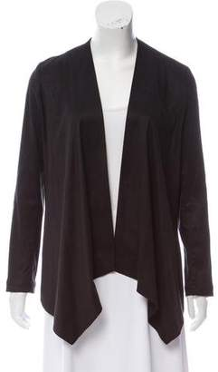 The Kooples Textured Open Cardigan