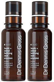 Dr. Dennis Gross A-DDr. Gross Ferulic Acid&Retinol Neck EmulsionSetAuto-Deliver
