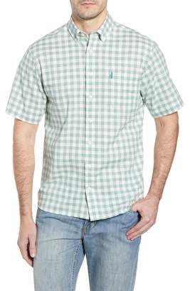 johnnie-O Watts Classic Fit Gingham Sport Shirt
