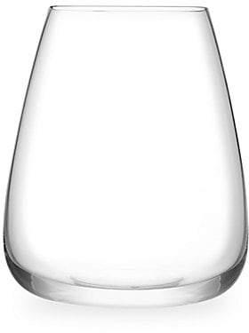 LSA International Wine Culture Two-Piece Water Glass Set