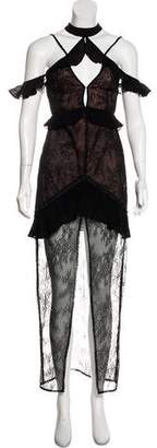 For Love & Lemons Lace Maxi Dress w/ Tags
