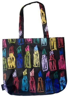 Kahri Pastels Lipstick Tote Bag