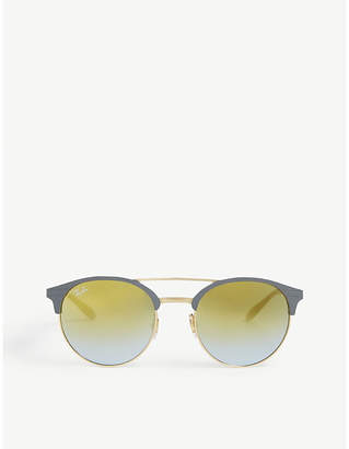 Ray-Ban RB3545 phantos-frame sunglasses