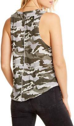 Chaser Camp Patches Graphic Tank