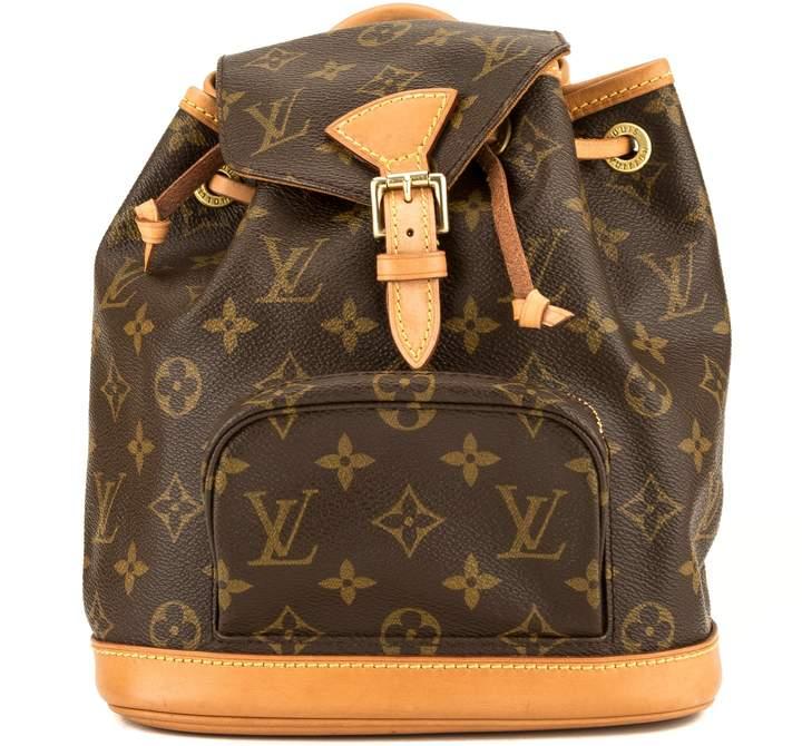 Louis Vuitton Monogram Montsouris PM Backpack (3937006)