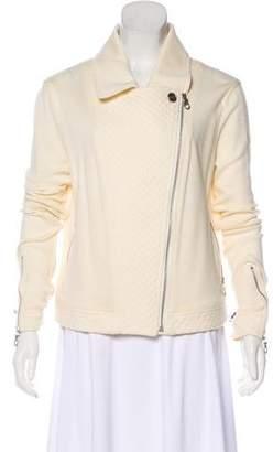 Chanel Wool Moto Jacket w/ Tags