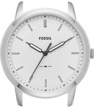Fossil The Minimalist Slim Three-Hand White Watch Case