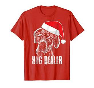 Hug Dealer Great Dane Christmas Shirt Funny Xmas Gift