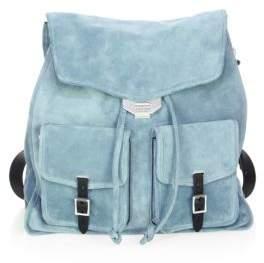 Rag & Bone Suede Field Backpack