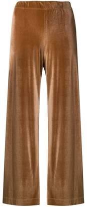 Max Mara cropped wide-leg trousers