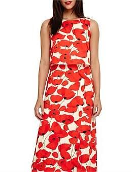 Phase Eight Dorothy Poppy Maxi Dress