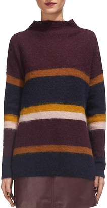 Whistles Stevie Striped Sweater $270 thestylecure.com