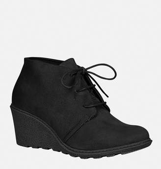 Avenue Savannah Lace Up Crepe Bootie