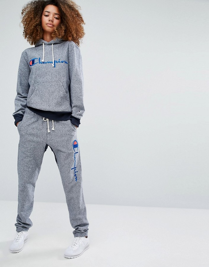 Champion Champion Relaxed Joggers With Script Logo