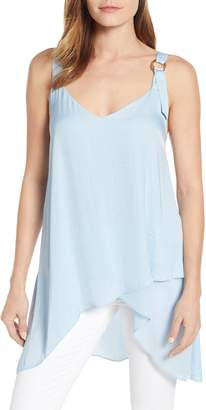 Vince Camuto High/Low Tank