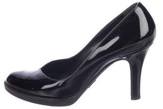 Gucci Patent Leather High Heel Pumps