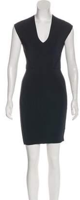 Alexander Wang Sleeveless Bodycon Dress Sleeveless Bodycon Dress