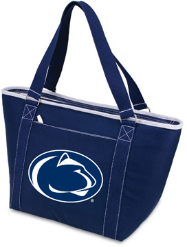 Bed Bath & Beyond Picnic Time® Collegiate Topanga Cooler Tote - Pennsylvania State (Navy Blue)