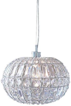 clear Lexington Home Lily 1 Light Pendant Acrylic