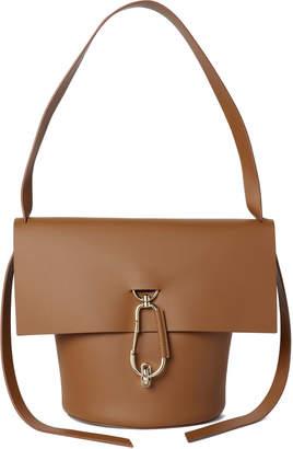 Zac Posen Camel Belay Shoulder Bag