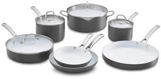 Calphalon Classic 11-pc. Ceramic Nonstick Cookware Set
