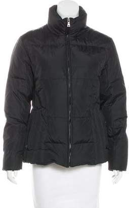 Andrew Marc Zip-Up Puffer Jacket