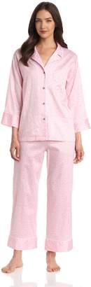 Natori Women's Leopard Pajama