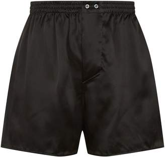 Zimmerli Silk Boxer Shorts