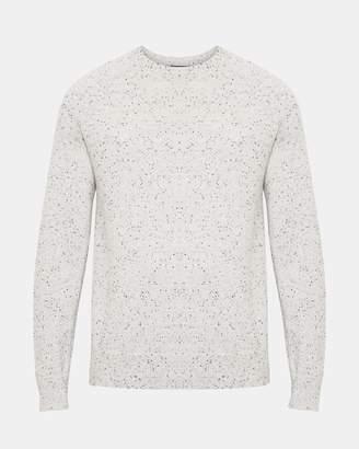 Theory Melange Crewneck Sweater