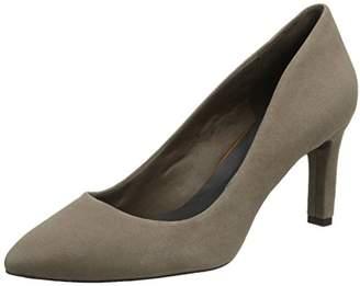 Rockport Women's Total Motion Valerie Luxe Pump Closed-Toe Heels,41 EU