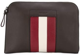 Bally striped handbag
