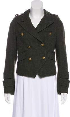 Smythe Wool Tweed Jacket