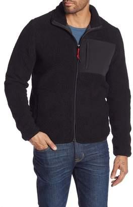 Wesc Moritz Teddy Faux Shearling Jacket