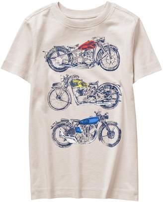 Crazy 8 Crazy8 Motorcycle Tee
