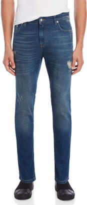 Just Junkies Slim Tapered Jeans