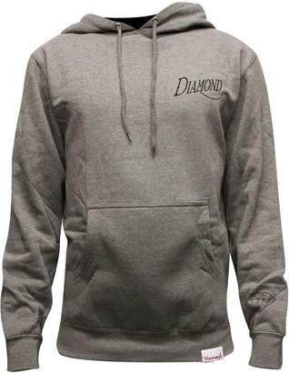 Diamond Supply Co. Old Script Hoodie Heather