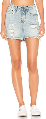 One Teaspoon 2020 Mini Skirt $107 thestylecure.com