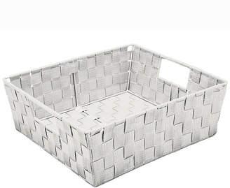 Simplify Woven Strap Shelf Tote
