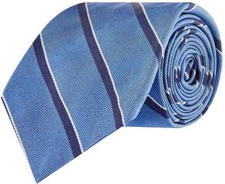 Polo Ralph Lauren Contrast Diagonal Stripe Tie