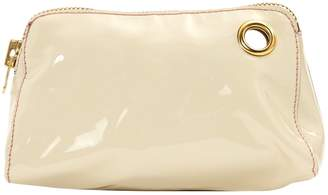 Heimstone Patent leather clutch bag
