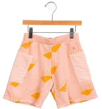 Bobo Choses Girls' Printed Knit Shorts w/ Tags
