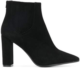 HTC Los Angeles pointed ankle boots