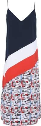 Tommy Jeans Knee-length dresses